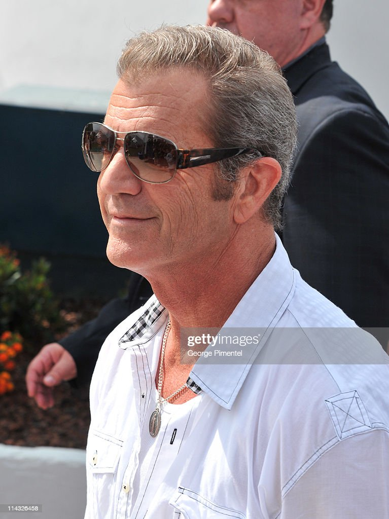 Actor <a gi-track='captionPersonalityLinkClicked' href=/galleries/search?phrase=Mel+Gibson&family=editorial&specificpeople=201512 ng-click='$event.stopPropagation()'>Mel Gibson</a> attends 'The Beaver' Photocall at the Palais des Festivals during the 64th Cannes Film Festival on May 18, 2011 in Cannes, France.