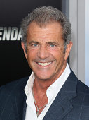 Actor Mel Gibson attends the premiere of Lionsgate Films' 'The Expendables 3' at the TCL Chinese Theatre on August 11 2014 in Hollywood California
