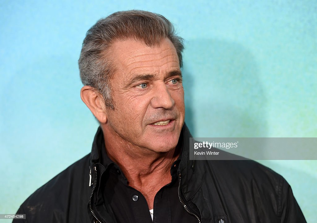 Actor <a gi-track='captionPersonalityLinkClicked' href=/galleries/search?phrase=Mel+Gibson&family=editorial&specificpeople=201512 ng-click='$event.stopPropagation()'>Mel Gibson</a> attends the premiere of Warner Bros. Pictures' 'Mad Max: Fury Road' at TCL Chinese Theatre on May 7, 2015 in Hollywood, California.