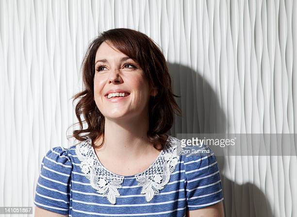 Actor Melanie Lynskey of 'Hello I Must Be Going' 'Up In the Air' 'The Informant' 'Flags of our Fathers' 'Heavenly Creatures' poses for portrait...