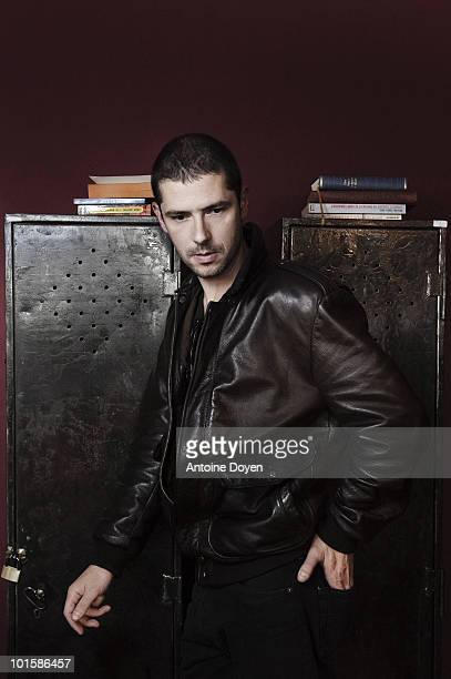 Actor Melvil Poupaud poses at a portrait session in Cannes at the 63rd Cannes Film Festival France May 15 2010