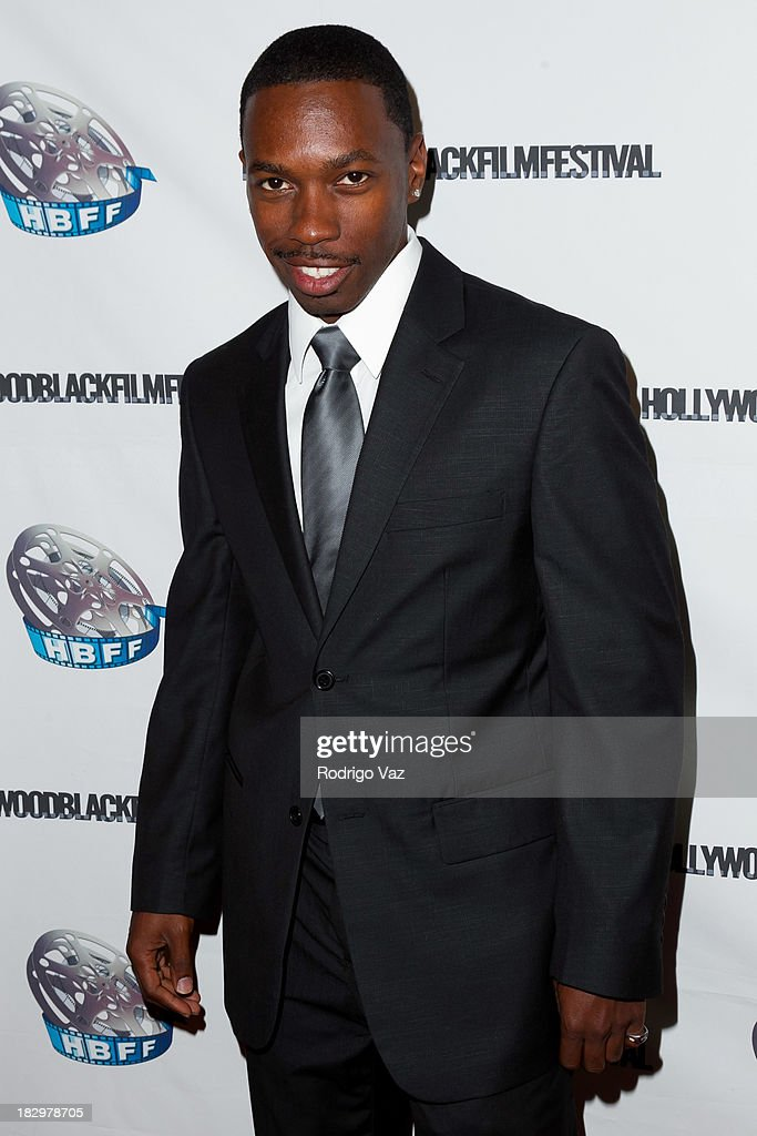 Actor Melvin Jackson, Jr. attends the Opening Night for the Hollywood Black Film Festival (HBFF) Arrivals at The Ricardo Montalban Theatre on October 2, 2013 in Hollywood, California.
