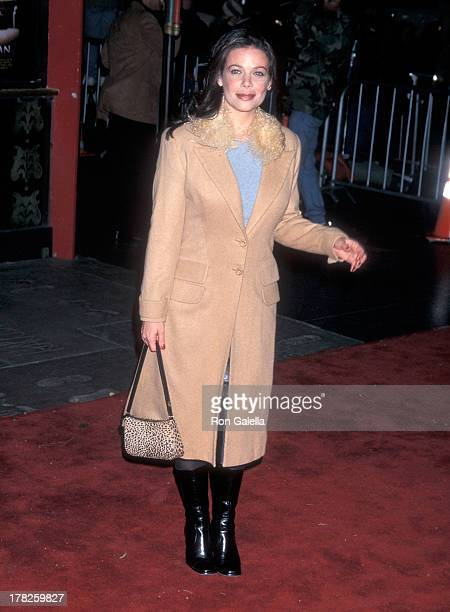 Actor Meredith Salenger attends 'The Family Man' Hollywood Premiere on December 12 2000 at the Mann's Chinese Theatre in Hollywood California