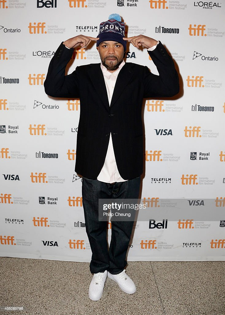 Actor Method Man attends 'The Cobbler' premiere during the 2014 Toronto International Film Festival at The Elgin on September 11 2014 in Toronto...