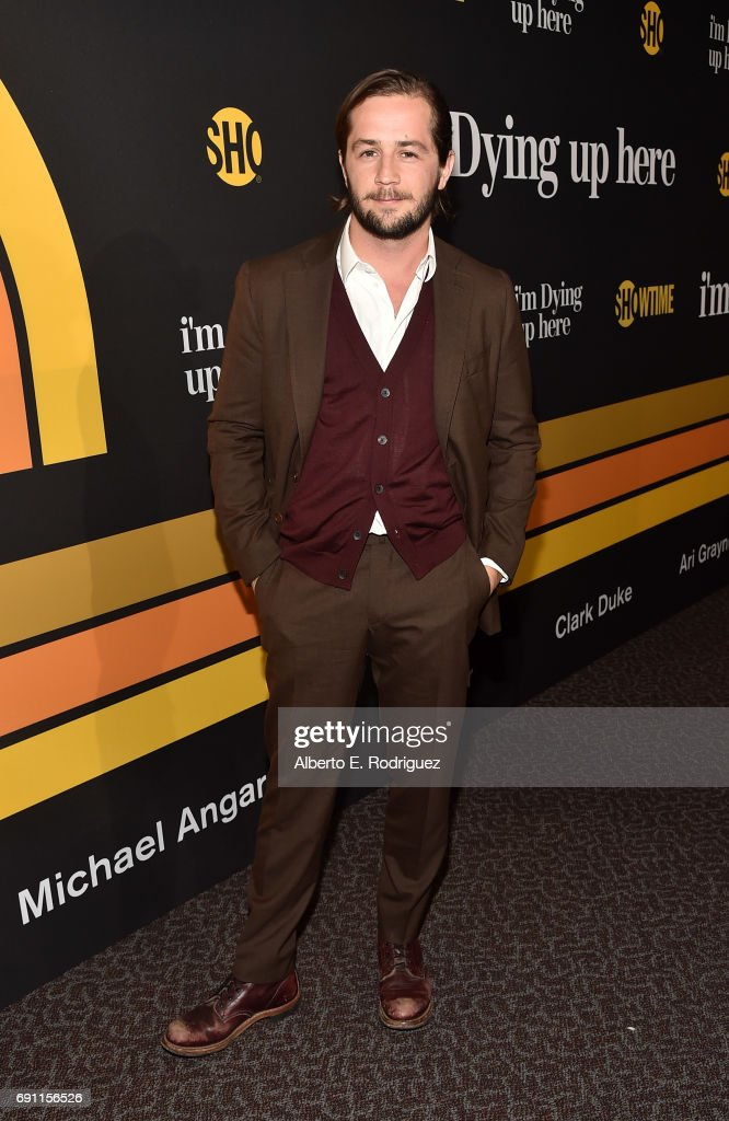 """Premiere Of Showtime's """"I'm Dying Up Here"""" - Red Carpet"""