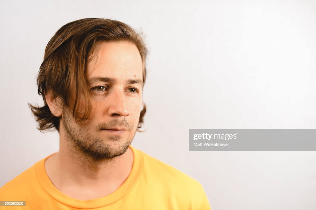 Actor Michael Angarano poses for a portrait during the 'I'm Dying Up Here' premiere 2017 SXSW Conference and Festivals on March 15, 2017 in Austin, Texas.