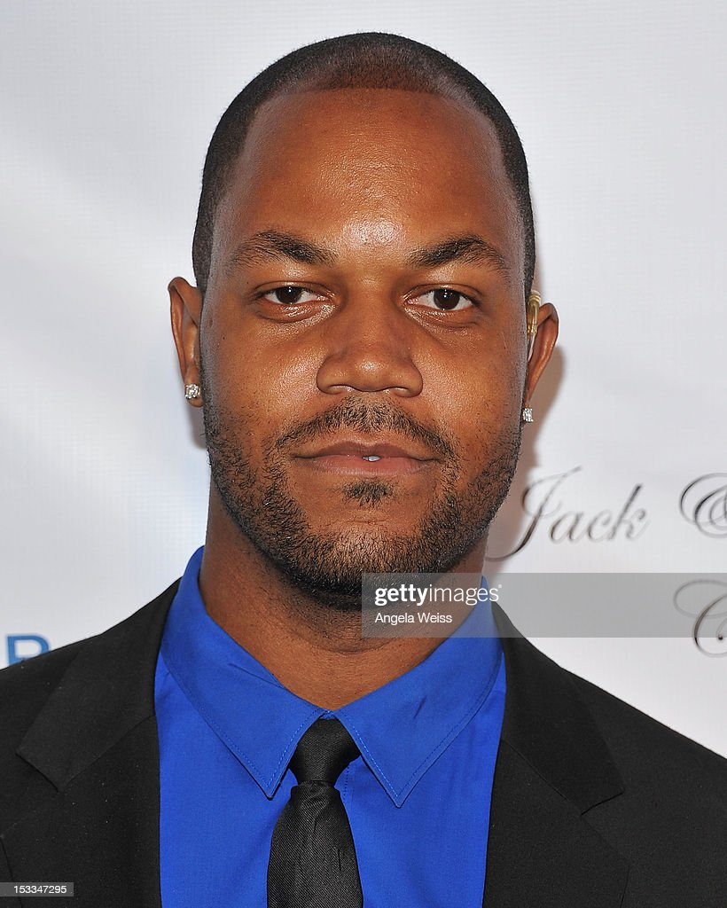 Actor Michael Anthony Spady arrives to The Dream Center's 5th annual night of dreams gala at The Dream Center on October 3, 2012 in Los Angeles, California.