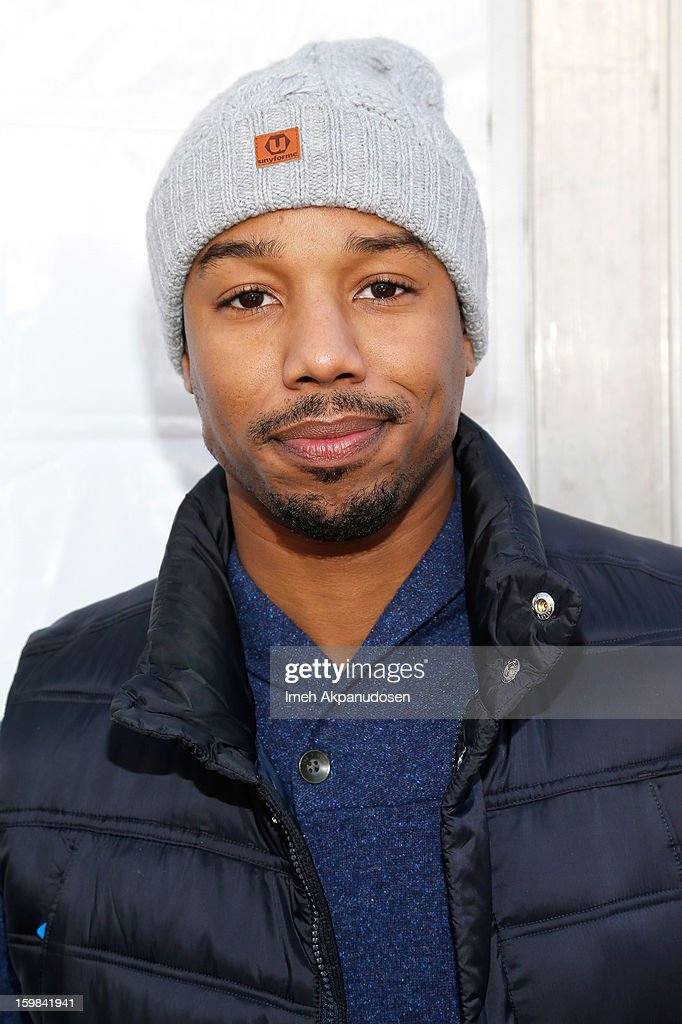 Actor Michael B. Jordan attends Day 4 of Village At The Lift 2013 on January 21, 2013 in Park City, Utah.