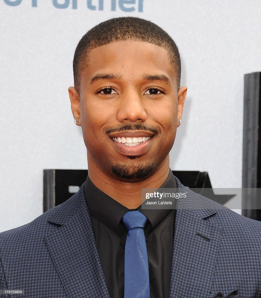 Actor Michael B. Jordan attends the 2013 BET Awards at Nokia Theatre L.A. Live on June 30, 2013 in Los Angeles, California.