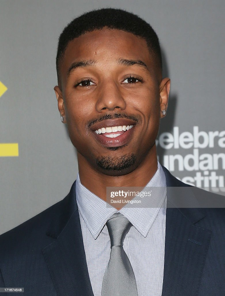 Actor Michael B. Jordan attends the 3rd Annual Celebrate Sundance Institute Los Angeles Benefit at The Lot on June 5, 2013 in West Hollywood, California.