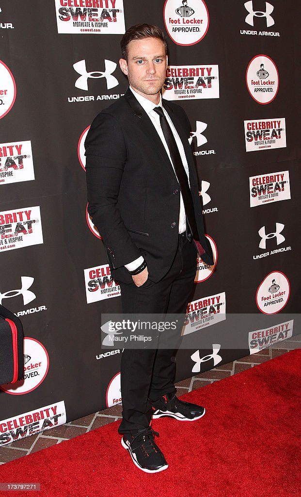Actor Michael Barbuto arrives at the 2013 ESPY Awards - After Party at The Palm on July 17, 2013 in Los Angeles, California.