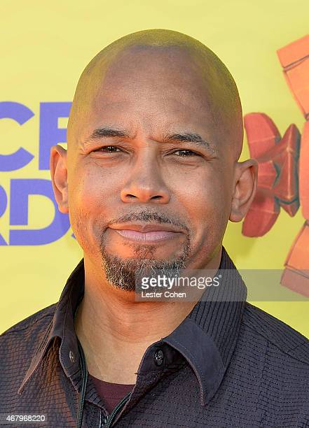 Actor Michael Boatman attends Nickelodeon's 28th Annual Kids' Choice Awards held at The Forum on March 28 2015 in Inglewood California