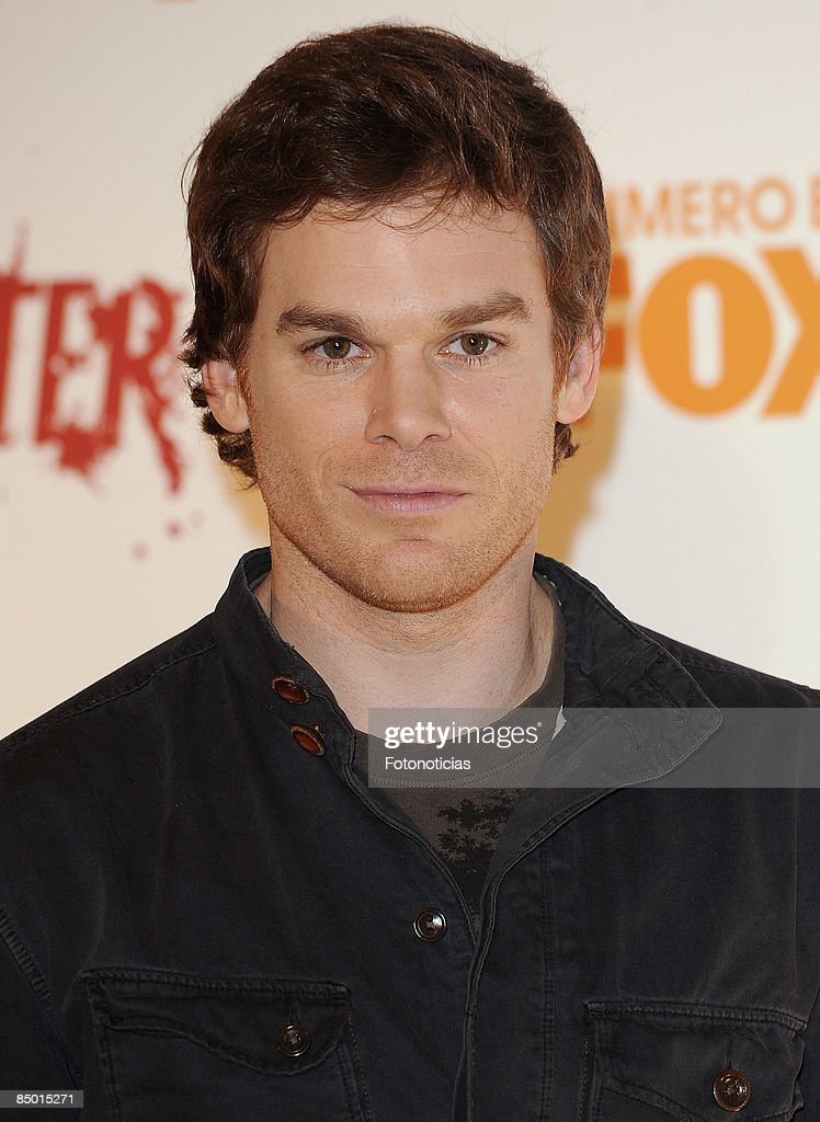 Actor Michael C. Hall attends a photocall for 'Dexter' new season, at