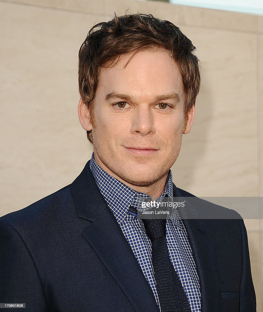 Actor Michael C. Hall attends the 'Dexter' series finale season premiere party at Milk Studios on June 15, 2013 in Hollywood, California.