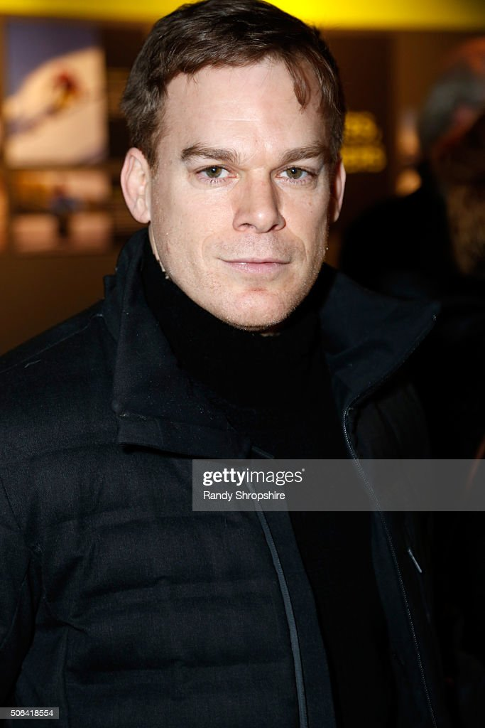 Actor Michael C Hall attends the Eddie Bauer Adventure House during the 2016 Sundance Film Festival at Village at The Lift on January 23 2016 in Park...