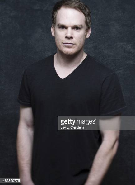 Actor Michael C Hall is photographed for Los Angeles Times on January 18 2014 in Park City Utah PUBLISHED IMAGE CREDIT MUST READ Jay L Clendenin/Los...