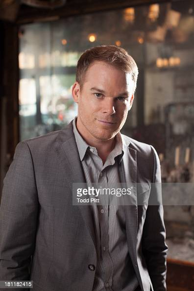 Actor Michael C Hall is photographed for USA Today on September 18 2013 in New York City PUBLISHED IMAGE