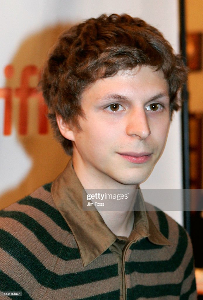 Actor Michael Cera arrive at the 'Youth In Revolt' screening during the 2009 Toronto International Film Festival held at the Elgin Theater on...