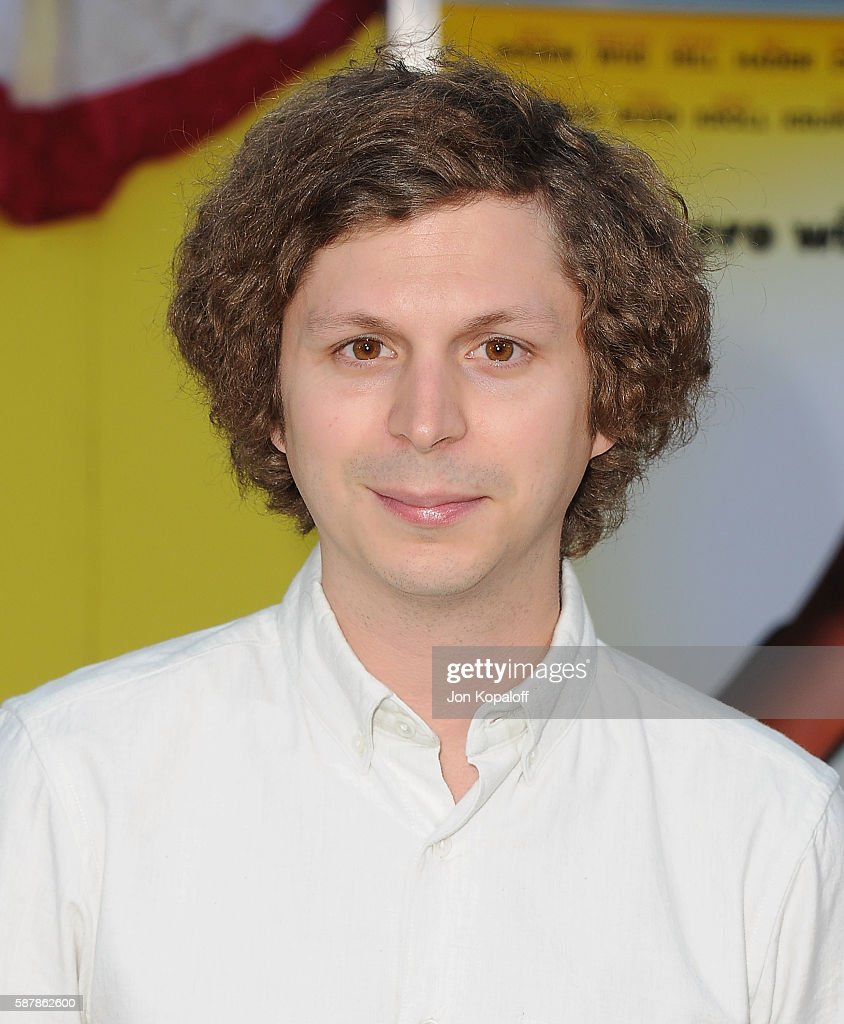 Actor Michael Cera arrives at the Los Angeles Premiere 'Sausage Party' at Regency Village Theatre on August 9, 2016 in Westwood, California.