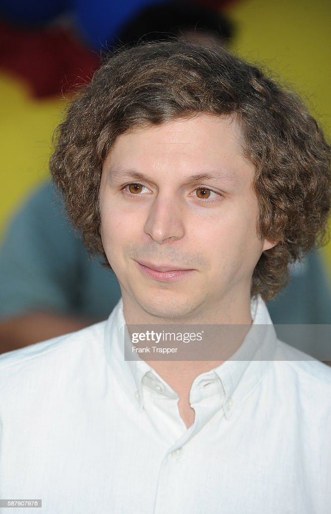 Actor Michael Cera attends the premiere of Sony's 'Sausage Party' held at the Regency Village Theater on August 9 2016 in Westwood California