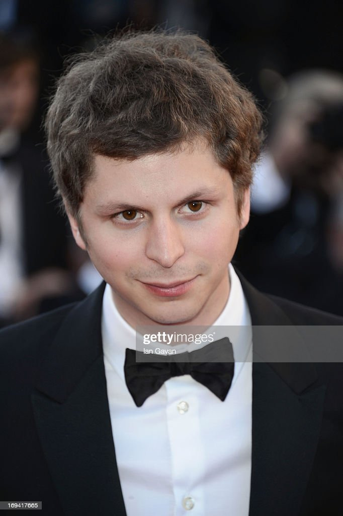 Actor Michael Cera attends the 'The Immigrant' premiere during The 66th Annual Cannes Film Festival at the Palais des Festivals on May 24, 2013 in Cannes, France.