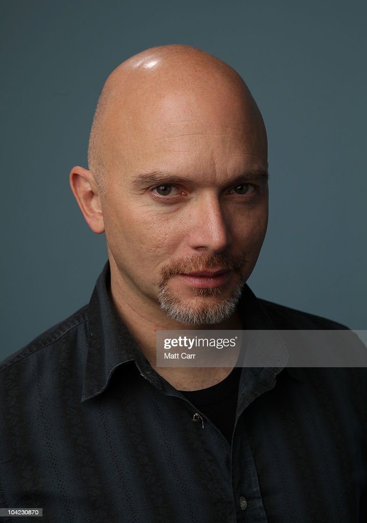 Actor <a gi-track='captionPersonalityLinkClicked' href=/galleries/search?phrase=Michael+Cerveris&family=editorial&specificpeople=206935 ng-click='$event.stopPropagation()'>Michael Cerveris</a> from 'Stake Land' poses for a portrait during the 35th Toronto International Film Festival on September 17, 2010 in Toronto, Canada.