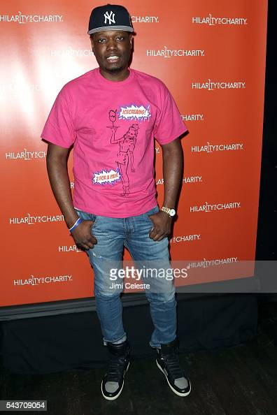 Actor Michael Che attends Seth and Lauren Rogen's Hilarity for Charity Comes to New York at Highline Ballroom on June 29 2016 in New York City