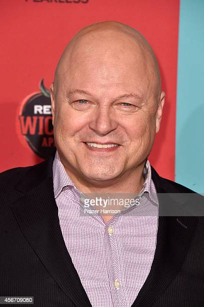 Actor Michael Chiklis attends FX's 'American Horror Story Freak Show' premiere screening at TCL Chinese Theatre on October 5 2014 in Hollywood...