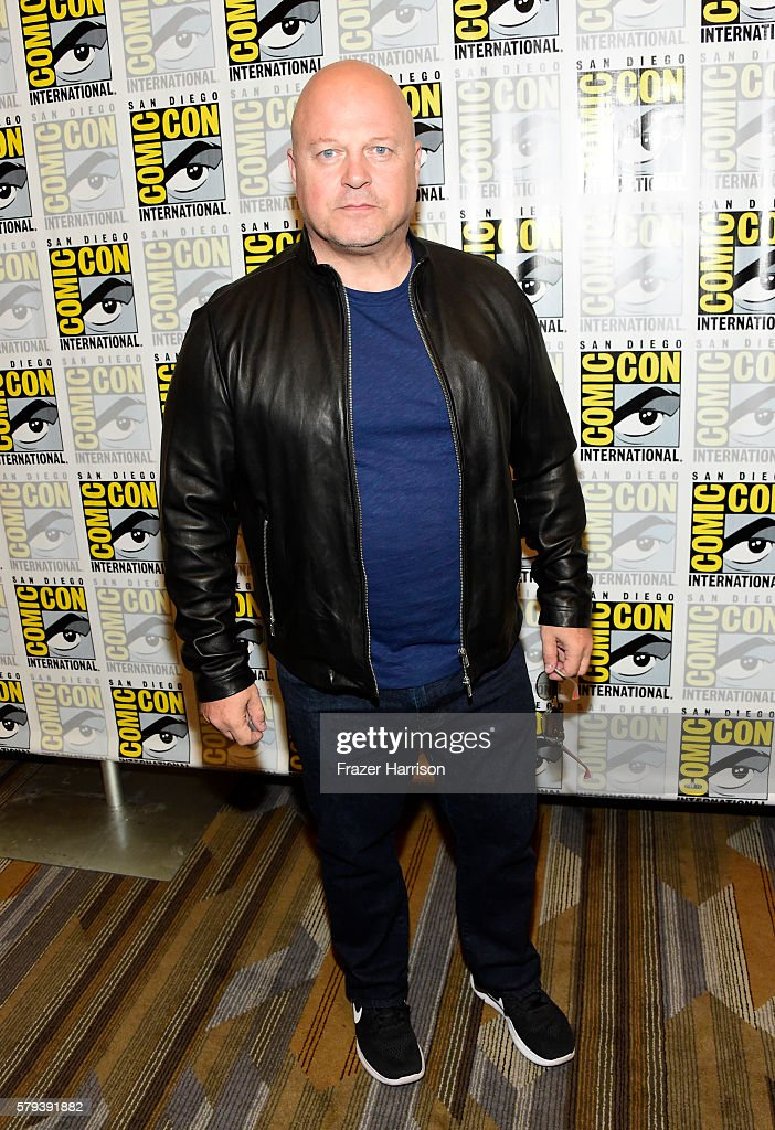 Actor Michael Chiklis attends the 'Gotham' press line during Comic-Con International 2016 at Hilton Bayfront on July 23, 2016 in San Diego, California.