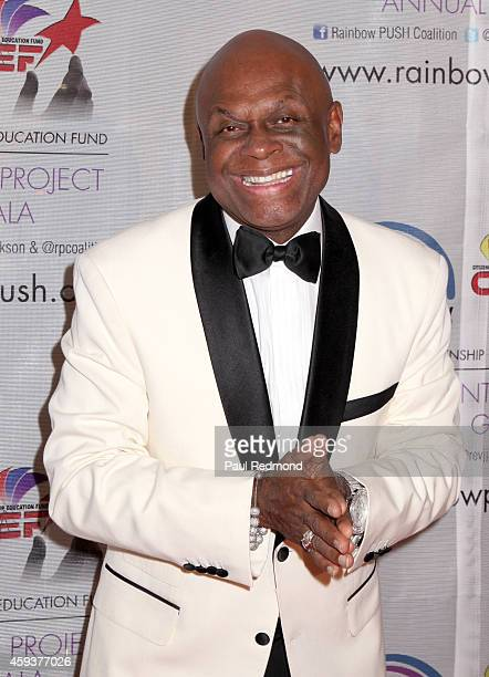 Actor Michael Colyar attends the 16th Annual Rainbow PUSH Entertainment Project And Citizenship Education Fund Awards Gala at The Beverly Hilton...