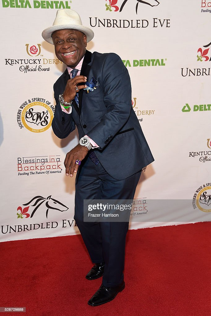 Actor Michael Colyar attends Unbridled Eve Gala during the 142nd Kentucky Derby on May 6 2016 in Louisville Kentucky