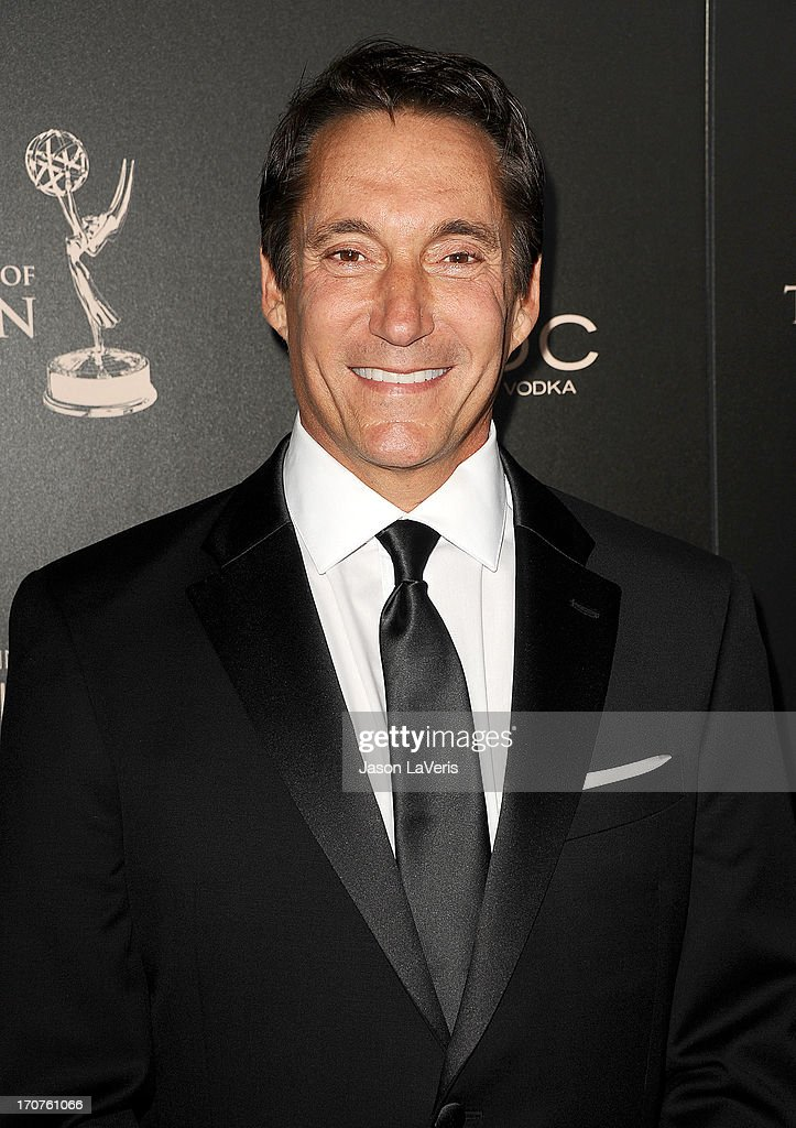 Actor Michael Corbett attends the 40th annual Daytime Emmy Awards at The Beverly Hilton Hotel on June 16, 2013 in Beverly Hills, California.