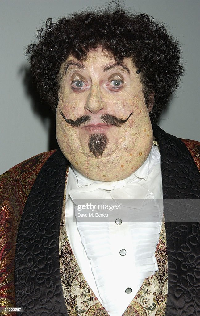 Actor Michael Crawford (Count Fosco) attends the Royal Gala Premiere of Lord Andrew Lloyd Webber's new musical 'The Woman In White' at the Palace Theatre, Shaftesbury Avenue on September 13, 2004 in London.