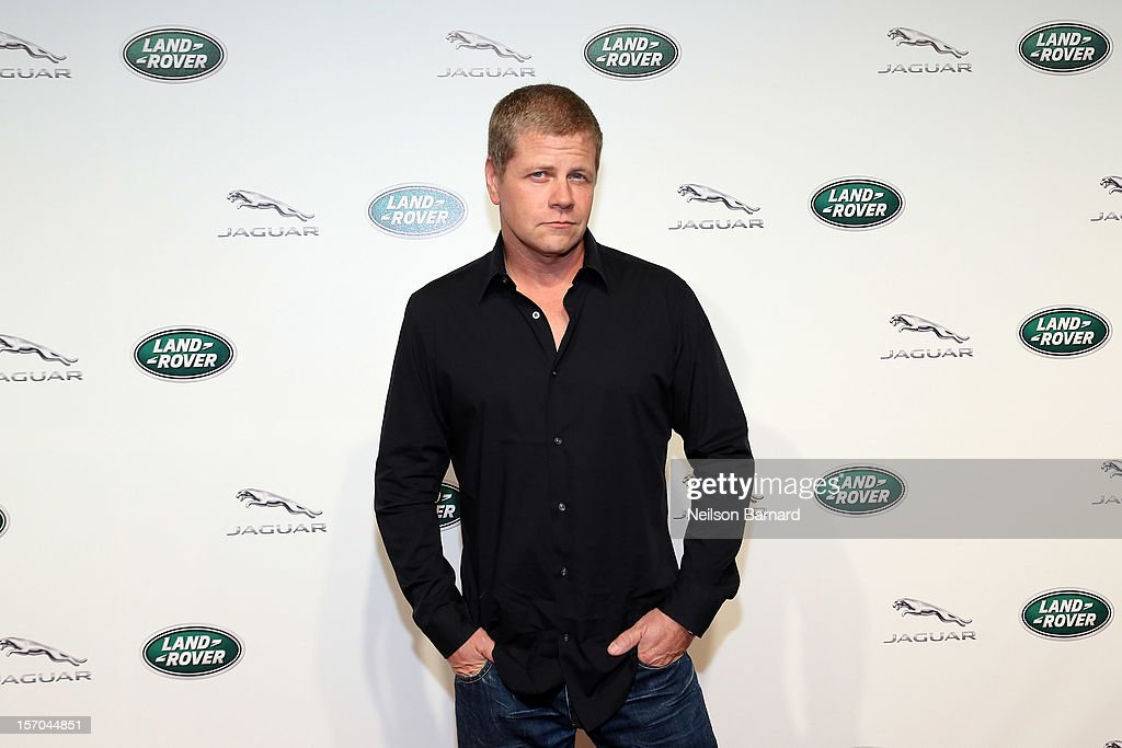 Actor Michael Cudlitz attends Jaguar Land Rover's exclusive event to launch Jaguar's two-seat sports car, the 2014 F-TYPE and the all-new Range Rover, the world's first all-aluminum SUV held at Paramount Pictures Studios on November 27, 2012 in Los Angeles, California.