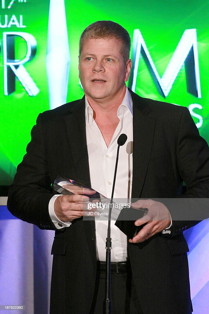 Actor Michael Cudlitz attends the 17th Annual Prism Awards at Beverly Hills Hotel on April 25, 2013 in Beverly Hills, California.