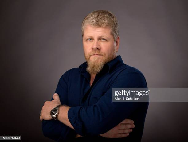 Actor Michael Cudlitz is photographed for Los Angeles Times on June 13 2017 in Los Angeles California PUBLISHED IMAGE CREDIT MUST READ Allen J...