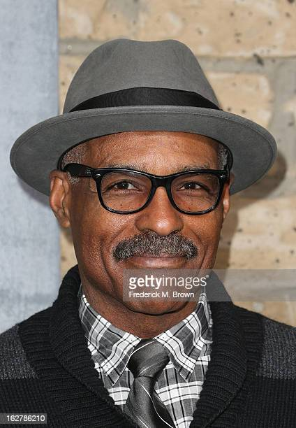 Actor Michael Dorn attends the Premiere Of New Line Cinema's 'Jack The Giant Slayer' at the TCL Chinese Theatre on February 26 2013 in Hollywood...
