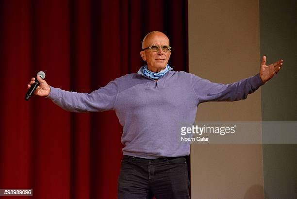 Actor Michael Dorn attends the Star Trek Mission New York at The Jacob K Javits Convention Center on September 3 2016 in New York City