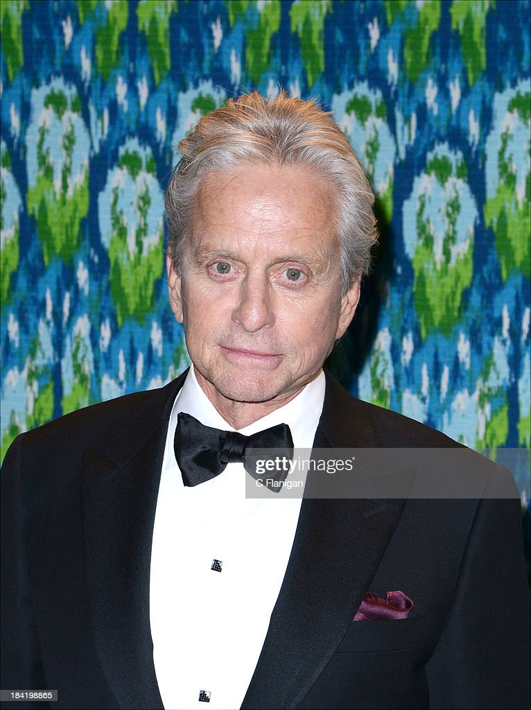 Actor <a gi-track='captionPersonalityLinkClicked' href=/galleries/search?phrase=Michael+Douglas&family=editorial&specificpeople=171111 ng-click='$event.stopPropagation()'>Michael Douglas</a> arrives at HBO's Annual Primetime Emmy Awards Post Award Reception at The Plaza at the Pacific Design Center on September 22, 2013 in Los Angeles, California.