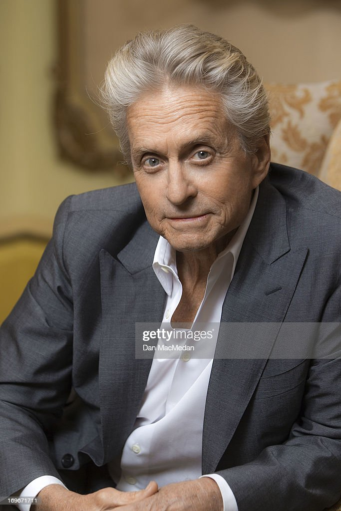 Actor <a gi-track='captionPersonalityLinkClicked' href=/galleries/search?phrase=Michael+Douglas&family=editorial&specificpeople=171111 ng-click='$event.stopPropagation()'>Michael Douglas</a> is photographed for USA Today on January 4, 2013 in Pasadena, California.