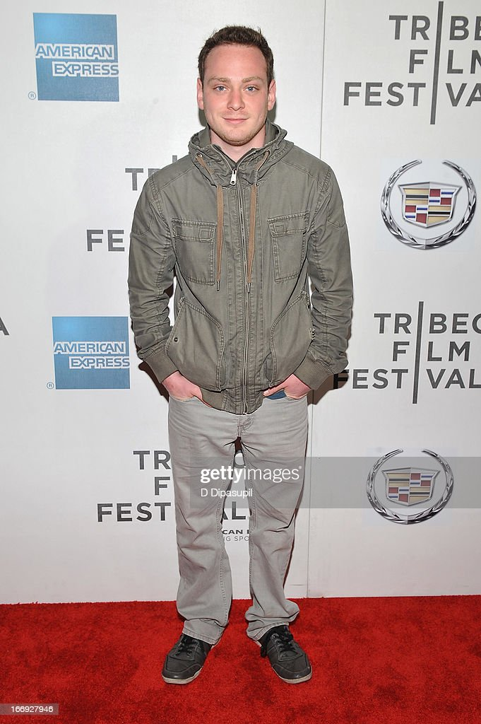 Actor Michael Drayer attends the 'Almost Christmas' world premiere during the 2013 Tribeca Film Festival on April 18, 2013 in New York City.