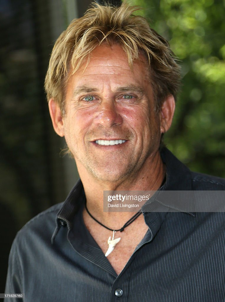 Actor Michael Dudikoff celebrates the 25th anniversary of Debbie Gibson's 'Foolish Beat' at Antonio Sabato Jr.'s acting camp on June 25, 2013 in Westlake Village, California.