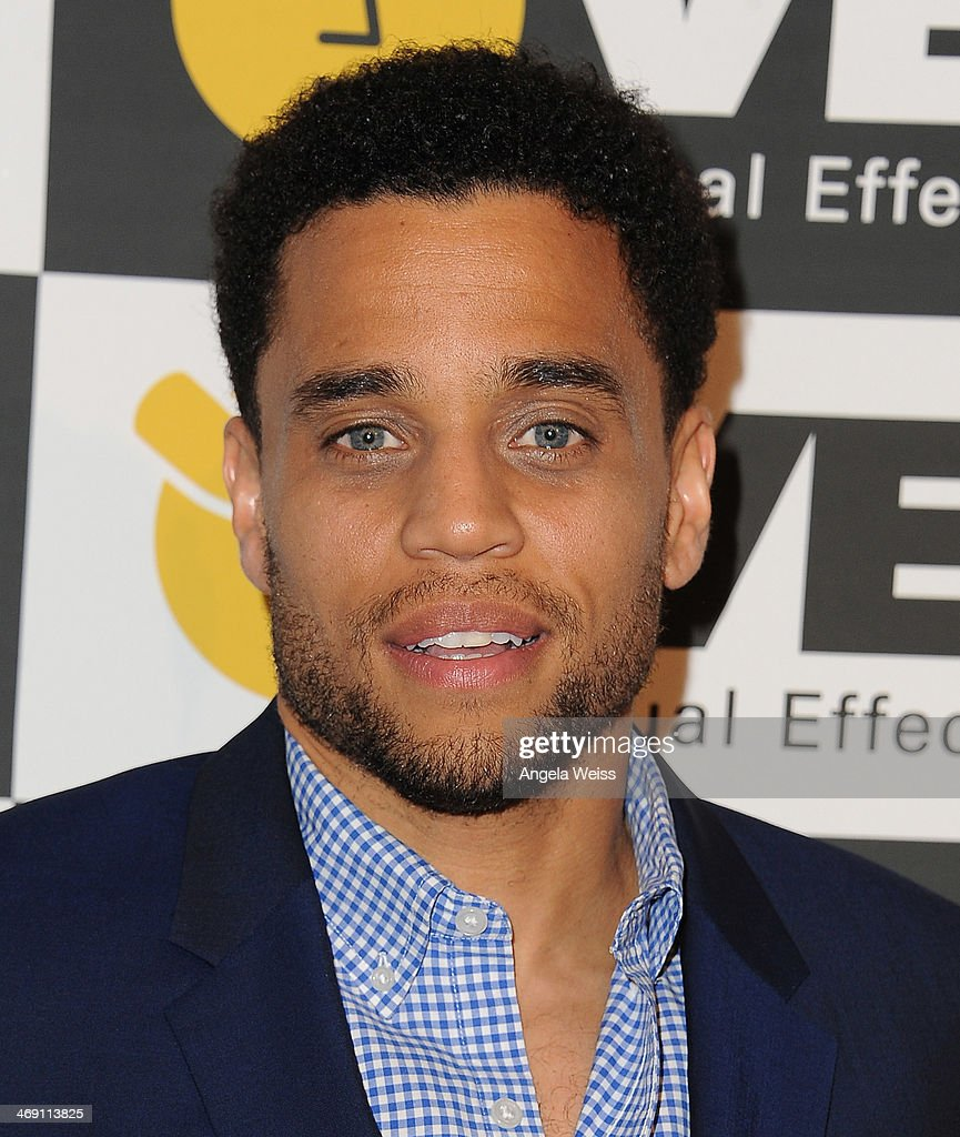 Actor <a gi-track='captionPersonalityLinkClicked' href=/galleries/search?phrase=Michael+Ealy&family=editorial&specificpeople=227370 ng-click='$event.stopPropagation()'>Michael Ealy</a> attends the Visual Effects Society's 12th Annual VES Awards at The Beverly Hilton Hotel on February 12, 2014 in Beverly Hills, California.