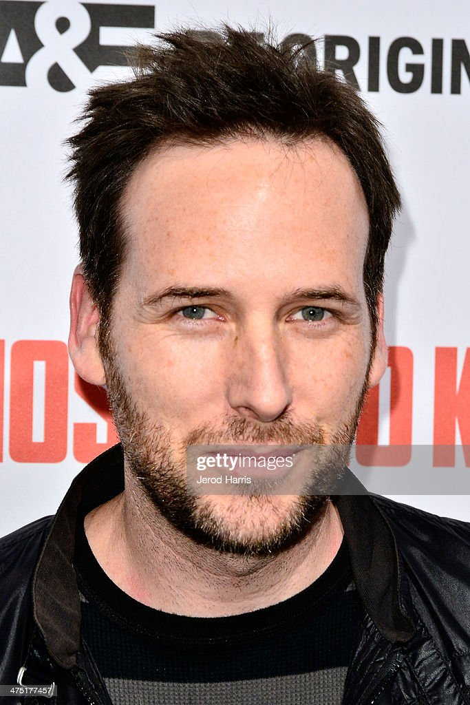 Actor <a gi-track='captionPersonalityLinkClicked' href=/galleries/search?phrase=Michael+Eklund&family=editorial&specificpeople=5347971 ng-click='$event.stopPropagation()'>Michael Eklund</a> attends the premiere party for A&E's Season 2 Of 'Bates Motel' & series premiere of 'Those Who Kill' at Warwick on February 26, 2014 in Hollywood, California.