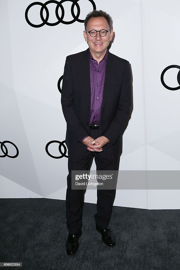 Audi Celebrates The 68th Emmys - Arrivals