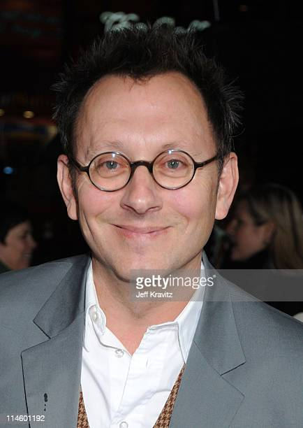 Actor Michael Emerson arrives at HBO's premiere of 'The Pacific' held at Grauman's Chinese Theatre on February 24 2010 in Hollywood California