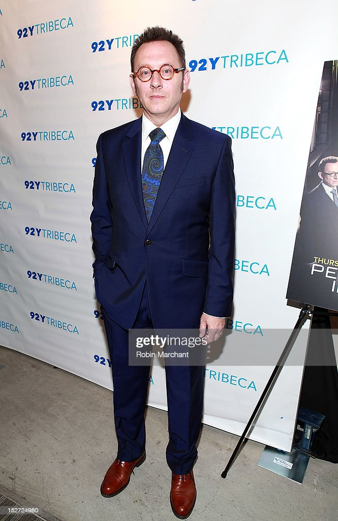 Actor <a gi-track='captionPersonalityLinkClicked' href=/galleries/search?phrase=Michael+Emerson&family=editorial&specificpeople=653299 ng-click='$event.stopPropagation()'>Michael Emerson</a> attends the 'Person Of Interest' preview screening and Q&A at92Y Tribeca on September 24, 2012 in New York City.