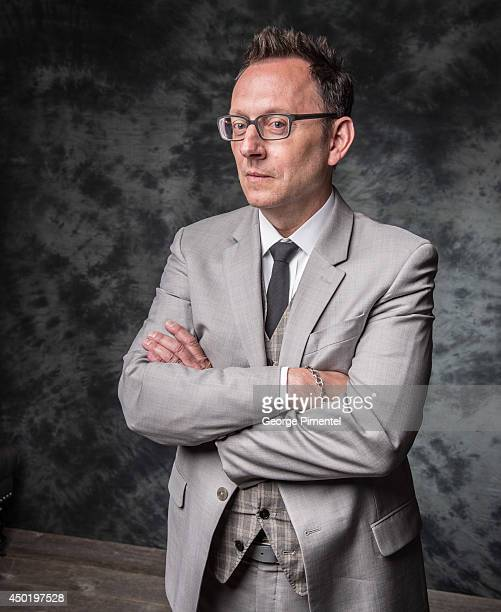 Actor Michael Emerson of Person of Interest poses for a portrait during CTV 2014 Upfront at Sony Centre for the Performing Arts on June 5 2014 in...