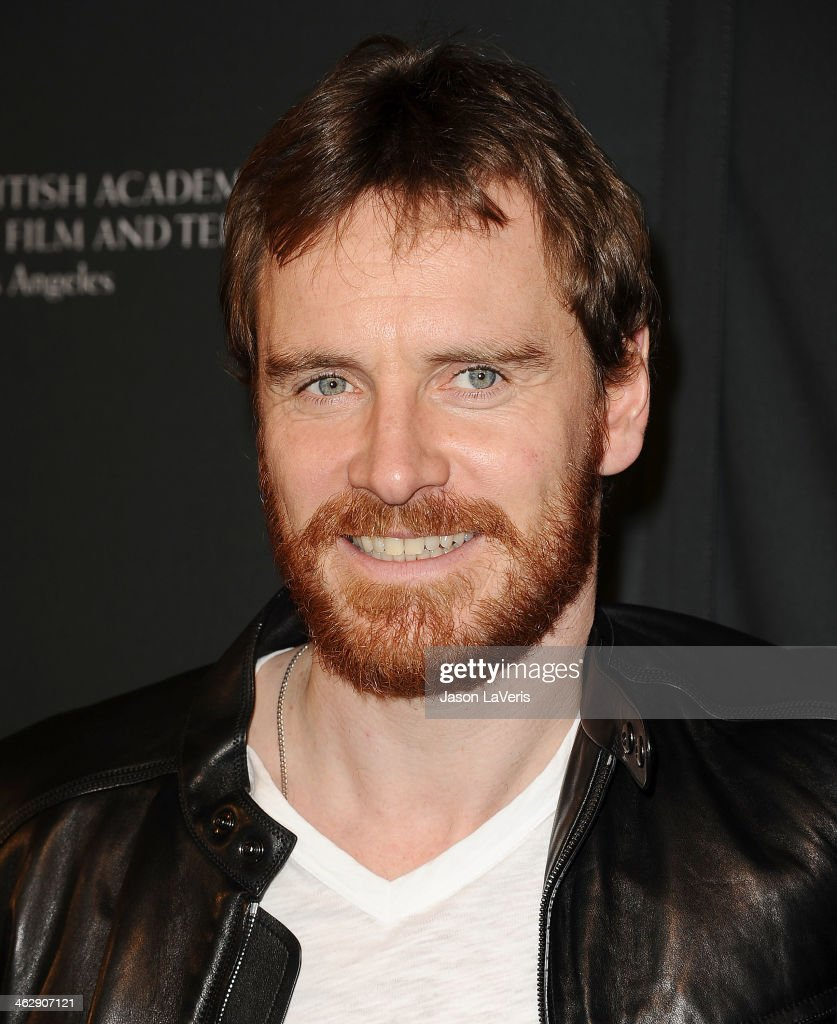 Actor Michael Fassbender attends the BAFTA LA 2014 awards season tea party at Four Seasons Hotel Los Angeles at Beverly Hills on January 11, 2014 in Beverly Hills, California.