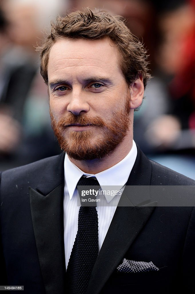 Actor <a gi-track='captionPersonalityLinkClicked' href=/galleries/search?phrase=Michael+Fassbender&family=editorial&specificpeople=4157925 ng-click='$event.stopPropagation()'>Michael Fassbender</a> attends the world premiere of 'Prometheus' at the Empire Leicester Square on May 31, 2012 in London, England.